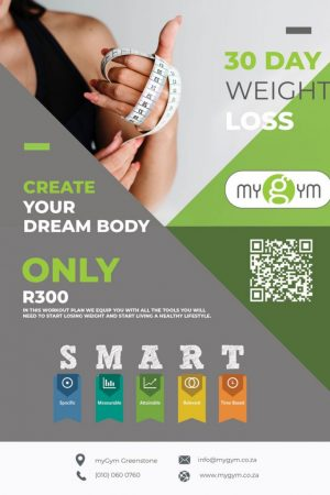 30 Day Weight Loss Programme